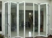 pintu lipat untuk kebutuhan ruangan
